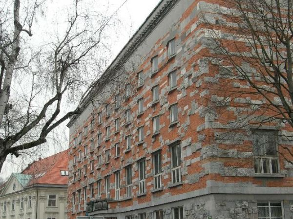 Nationalbibliothek NUK